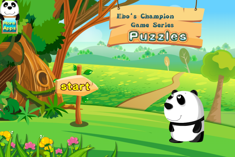 Screenshot Ebo's Champion Game Series: Puzzles